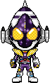 Kamen Rider Fourze MeteorFusion States by Thunder025