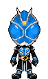 Kamen Rider Wizard Water Style by Thunder025
