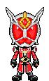 Kamen Rider Wizard Flame Dragon by Thunder025