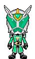 Kamen Rider Wizard Hurricane Dragon by Thunder025