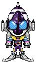Fourze Meteor Nadeshiko Fusion States by Thunder025