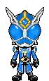 Kamen Rider Wizard Water Dragon by Thunder025