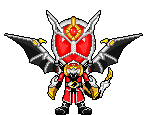 Kamen Rider Wizard All Dragon by Thunder025