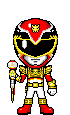 Super Gosei Red by Thunder025