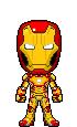 Iron Man Mark XLII by Thunder025
