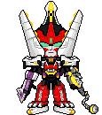 Rocket Kamitsuki Gattai Bakuretsu Kyoryuzin by Thunder025