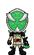 Kamen Rider Mage (Masahiro ver.) by Thunder025