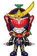 Kamen Rider Gaim Ichigo Arms by Thunder025