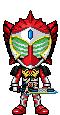 Kamen Rider Baron OOO Arms by Thunder025