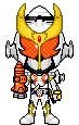 Kamen Rider Zangetsu Fourze Arms by Thunder025