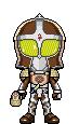 Kamen Rider Gridon Donguri Arms by Thunder025