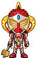 Kamen Rider Baron Mango Arms by Thunder025