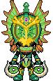 Kamen Rider Ryugen Kiwi Arms by Thunder025