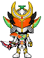 Kamen Rider Zangetsu Shin Melon Energy Arms by Thunder025