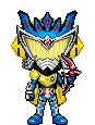 Kamen Rider Duke Lemon Energy Arms by Thunder025
