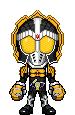 Kamen Rider Knuckle Kurumi Arms by Thunder025