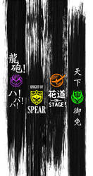 Kamen Rider Gaim iPhone 6 Lock Screen Wallpaper by Thunder025