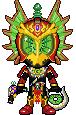 Kamen Rider Ryugen Yomi Yomotsuheguri Arms by Thunder025