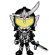 Kamen Rider Yami Gaim Black Jimber Lemon Arms by Thunder025