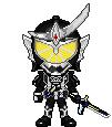 Kamen Rider Yami Gaim Black Jimber Lemon Arms by Thunder025