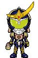 Kamen Rider Gaim Donguri Arms by Thunder025