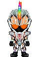 Kamen Rider Ghost Mugen Damashii by Thunder025