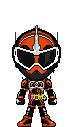 Kamen Rider Ex-Aid Ghost Gamer LVL 2 by Thunder025