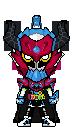 Kamen Rider Brave Fantasy Gamer LVL 50 by Thunder025