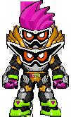 Kamen Rider Ex-Aid Maximum Gamer LVL 99 by Thunder025