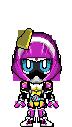 Kamen Rider Poppy Tokimeki Crisis Gamer LVL X by Thunder025