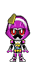Kamen Rider Poppy Tokimeki Crisis Gamer LVL X (R) by Thunder025