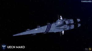 Mako Class Destroyer by Zeus1257