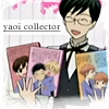 KYOUYA IS A YAOI COLLECTOR by Namaki