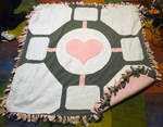 Weighted Companion Cube Blanky