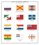 [RTL] Flags of North America