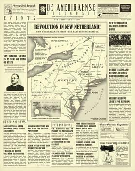 [RTL] Revolution in New Netherland!