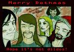 Merry Dethmas, Dildos