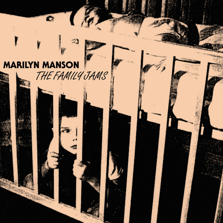 Marilyn Manson and The Spooky Kids: Family Jams by ...