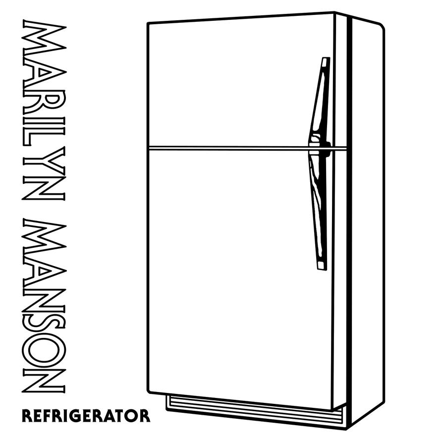 Marilyn Manson and the Spooky Kids: Refrigerator by ...