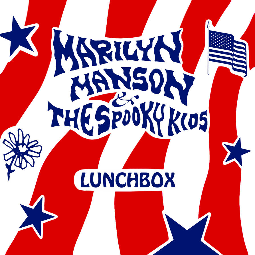 Marilyn Manson and The Spooky Kids: Lunchbox by ...