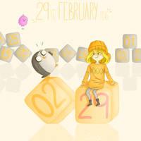 29th February by KiffArt