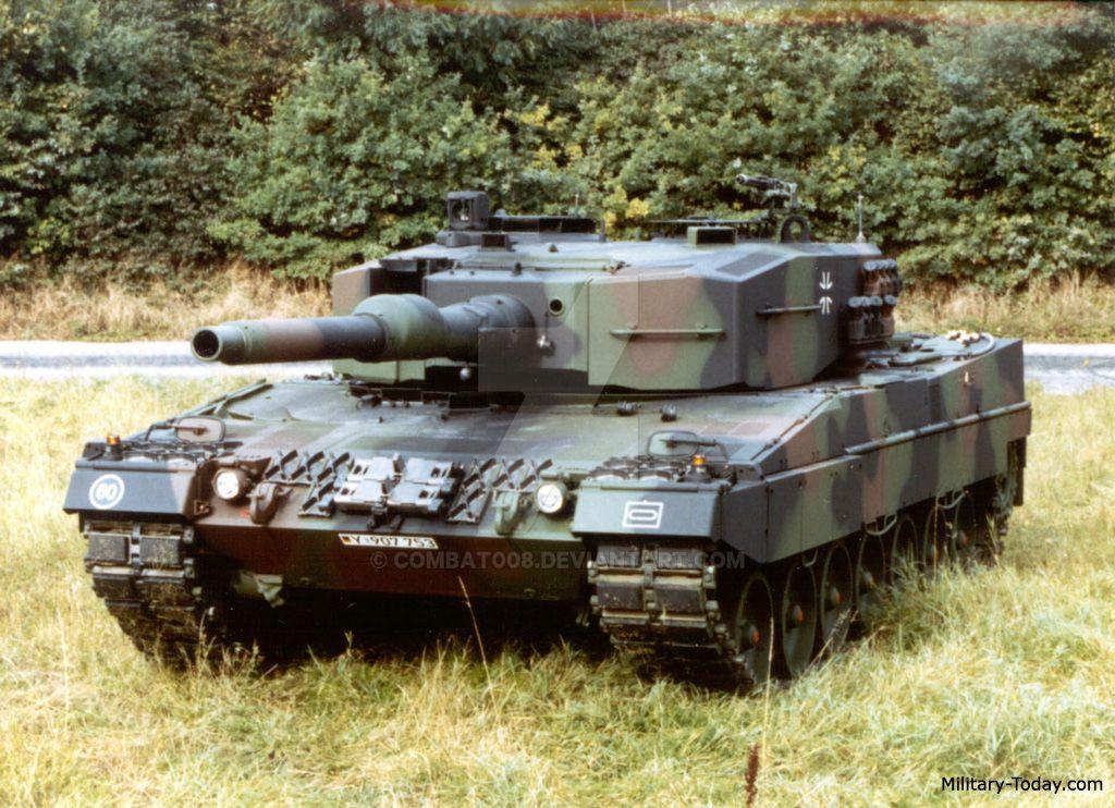 Leopard 2 L2 by combat008