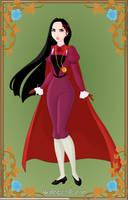 Evil Pocahontas by A1r2i3e4l5
