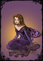 Rapunzel Fairy by A1r2i3e4l5