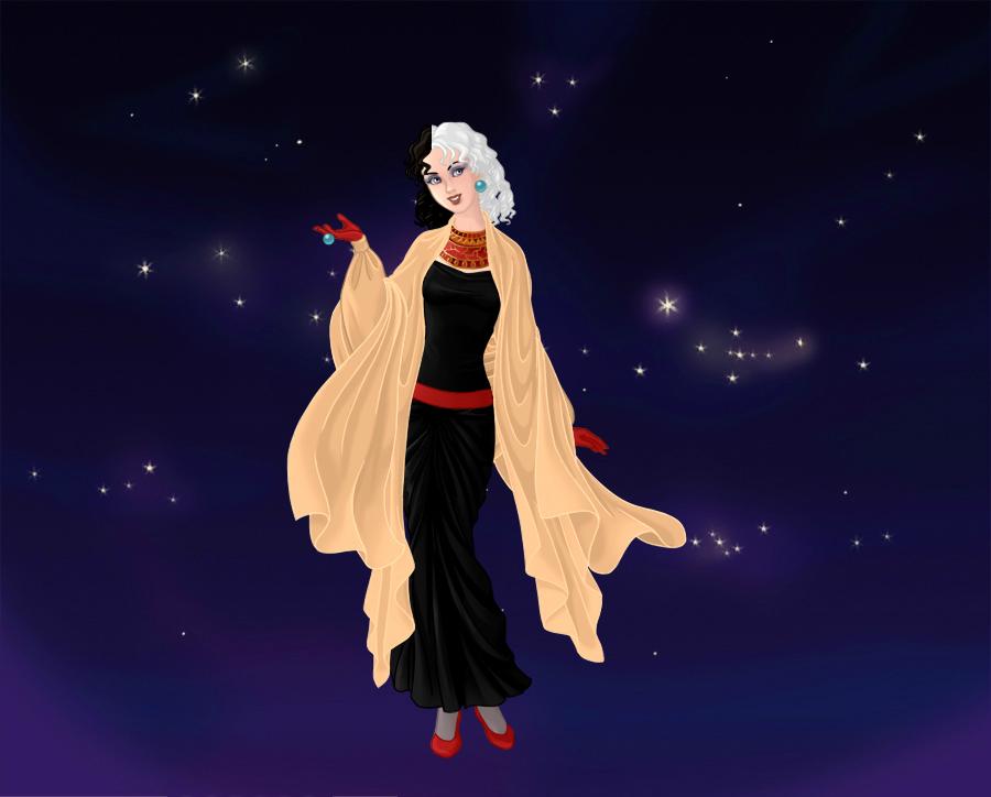 Cruella Goddess by A1r2i3e4l5