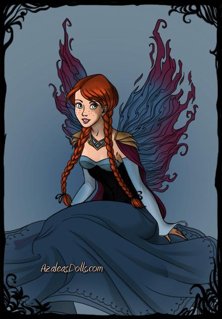 Anna Fairy by A1r2i3e4l5