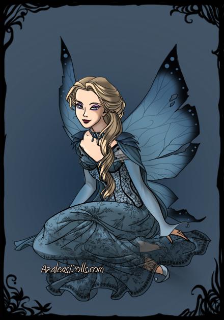 Elsa Fairy by A1r2i3e4l5