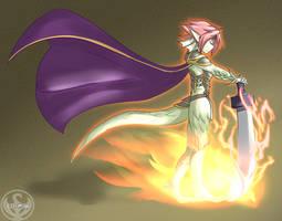 MGQ - Granberia by Lightning-in-my-Hand