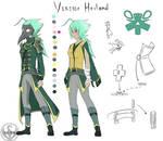 LUNAverse - Viridia Uniform