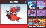 Daroach SSB Moveset